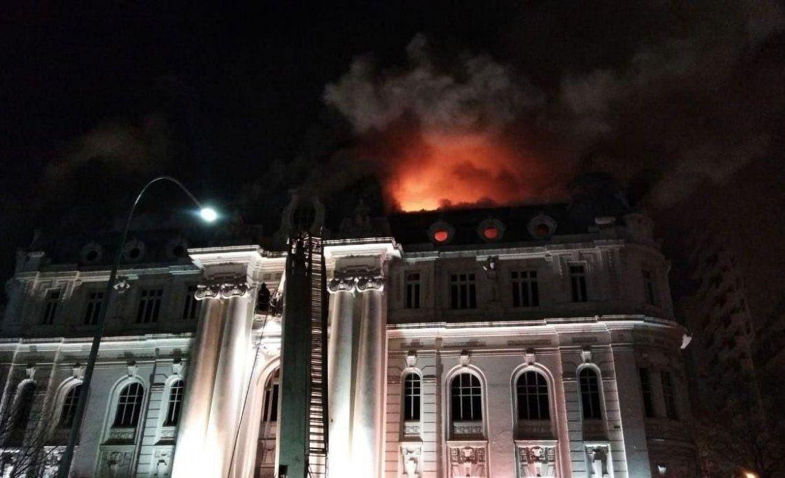 El Banco Nación de Bahía Blanca volvió a generar temor