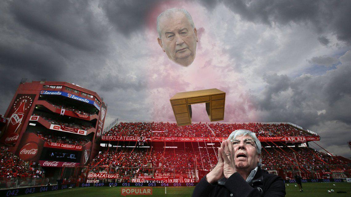 Los memes del reclamo de Independiente en la Conmebol: la camiseta de Meza y la de Escritorio