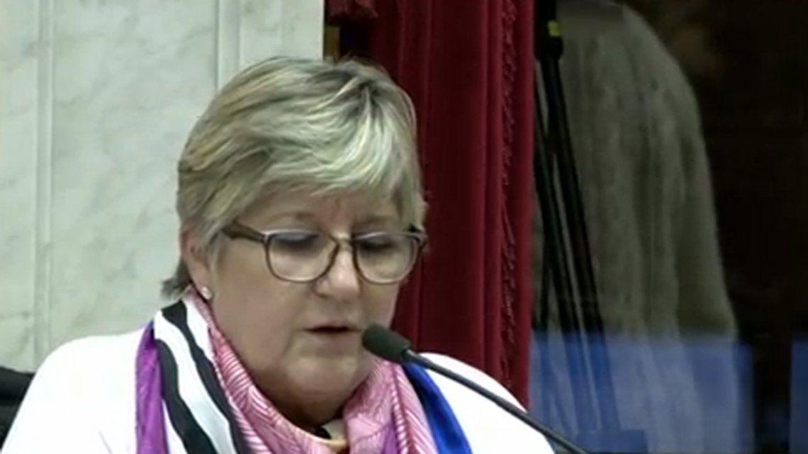 Video | La senadora Nancy González trató de desquiciado mental a Alfredo Casero