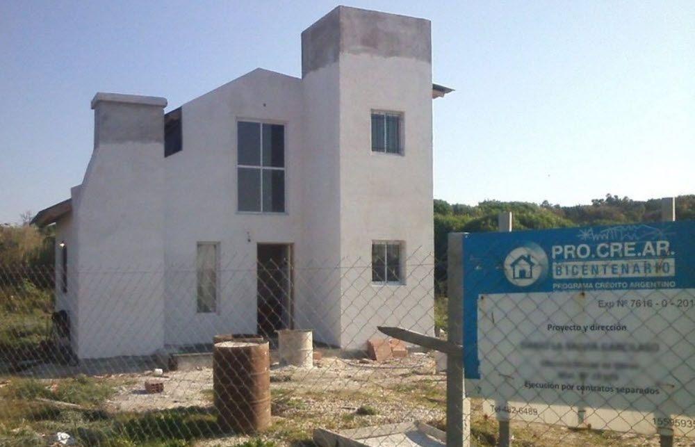 Anunciaron nueva inscripción de créditos para viviendas del plan ProCreAr