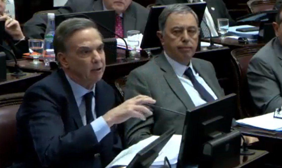 Pichetto sobre los allanamientos a Cristina Kirchner: Nadie quiere perseguir a nadie