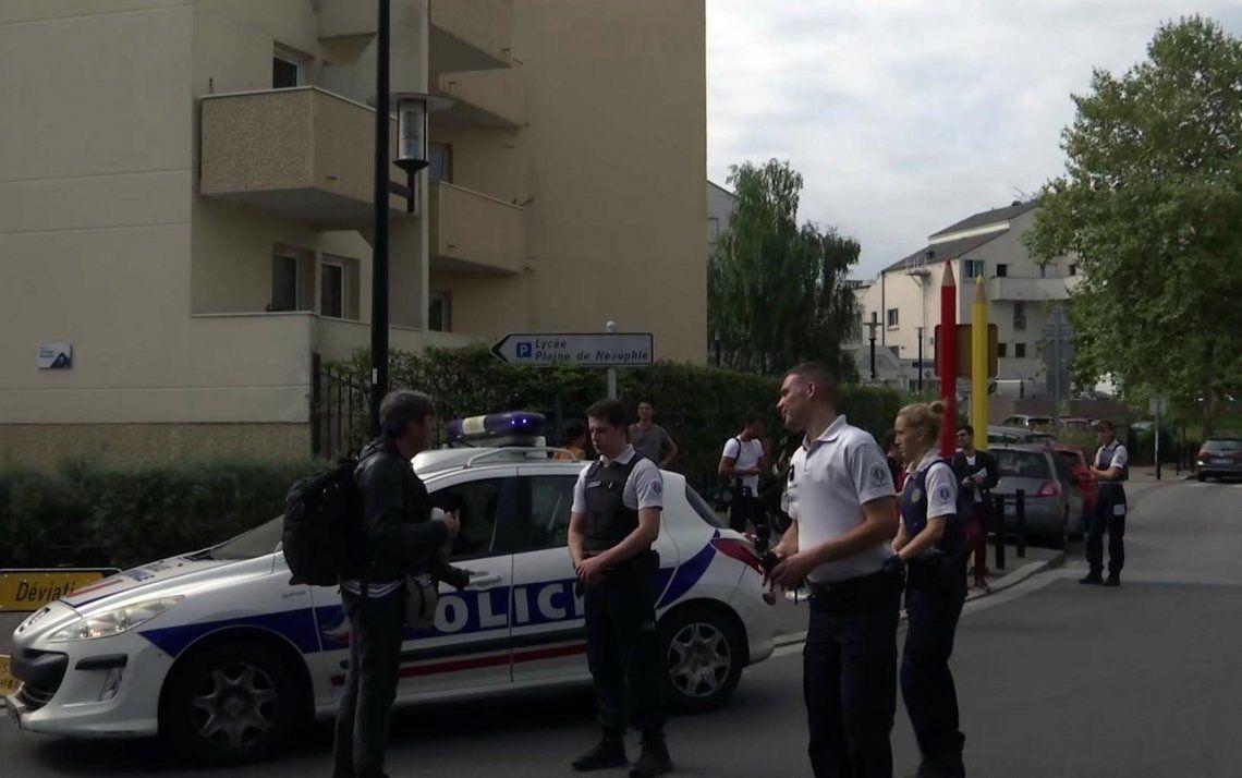 El Grupo terrorista Estado Islámico se adjudicó el ataque en Francia