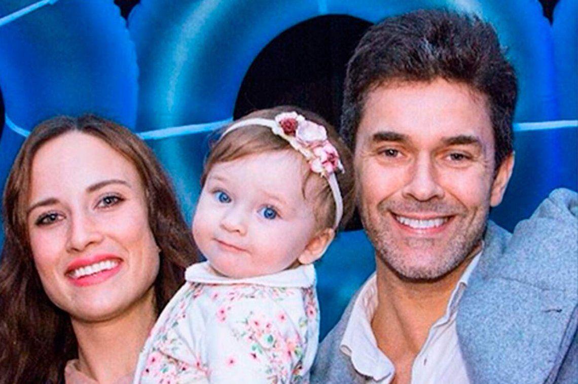 Reincidente: Mariano Martínez se casa con su novia Camila Cavallo