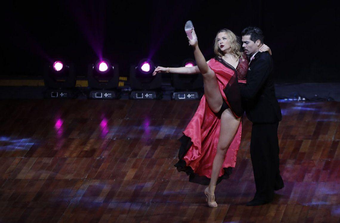 Las 30 mejores fotos del Mundial de Tango 2018