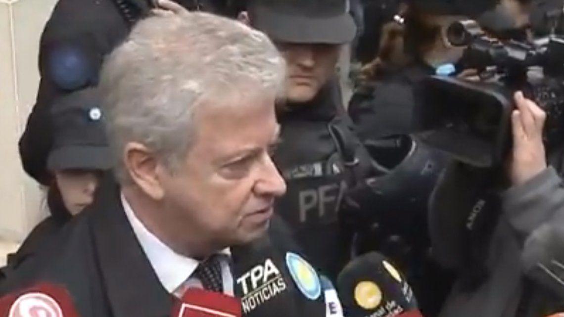 Beraldi, el abogado de Cristina Kirchner denunció a Bonadio por impedir que presenciara el allanamiento en Recoleta