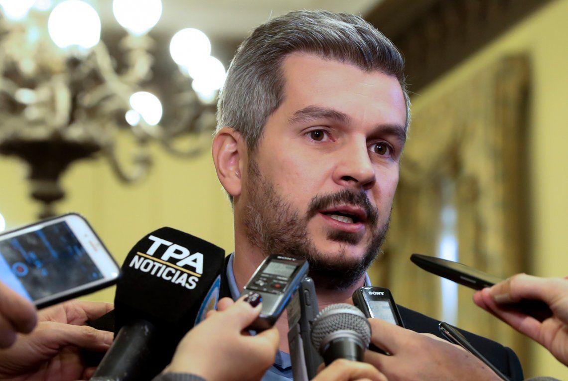 Peña negó cambios en el Gabinete y aseguró: No estamos ante un fracaso económico