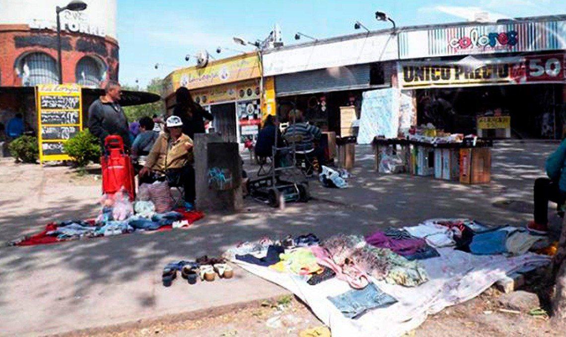 Fuerte aumento de la venta callejera en Florencio Varela