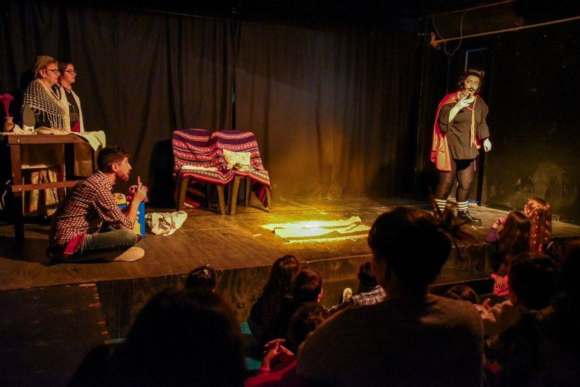 Variada agenda de septiembre en el Espacio de Teatro en Ituzaingó