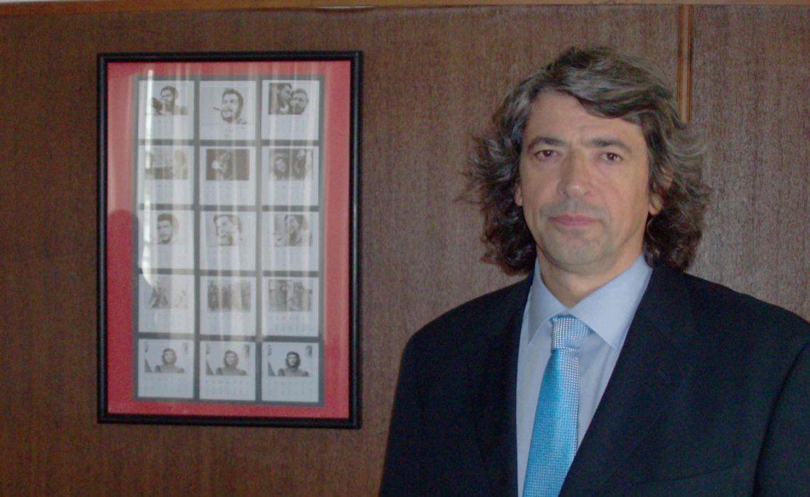 Detuvieron al ex juez César Melazo: lo acusan de integrar banda mixta de delincuentes