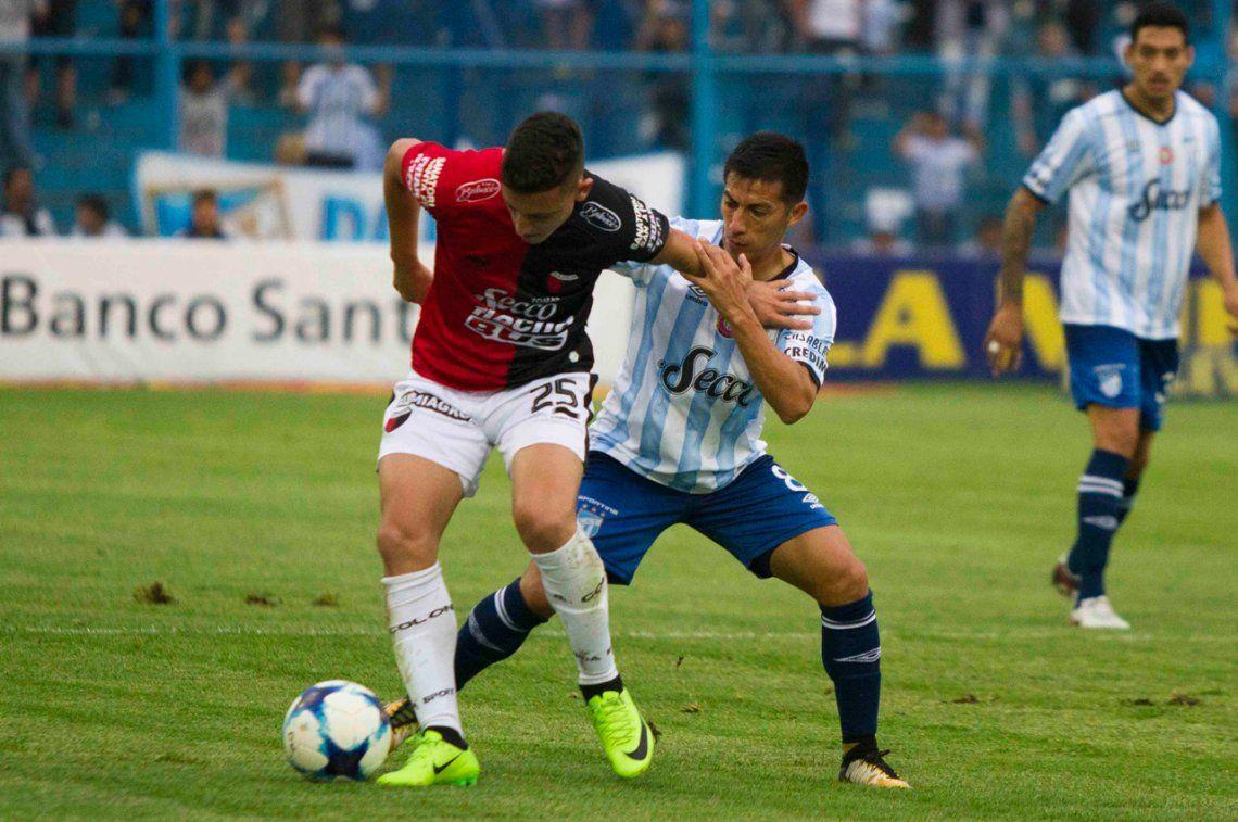 Atlético Tucumán logró un buen triunfo ante Colón
