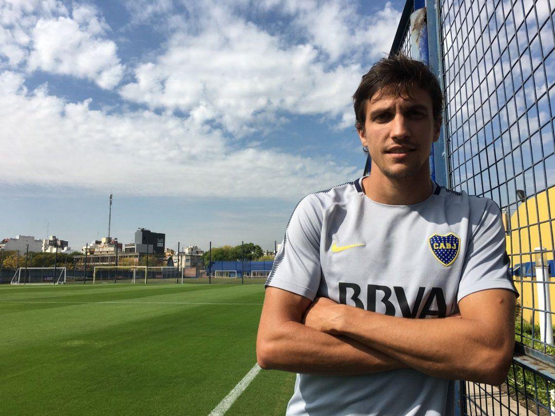 ¿Santiago Vergini deja Boca para jugar en Turquía?
