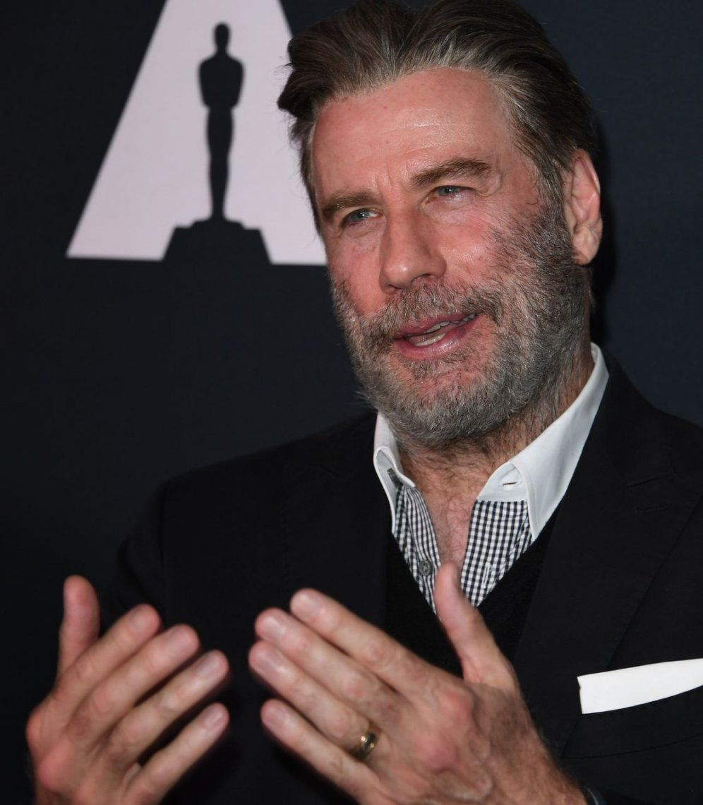 John Travolta, tenaz por naturaleza