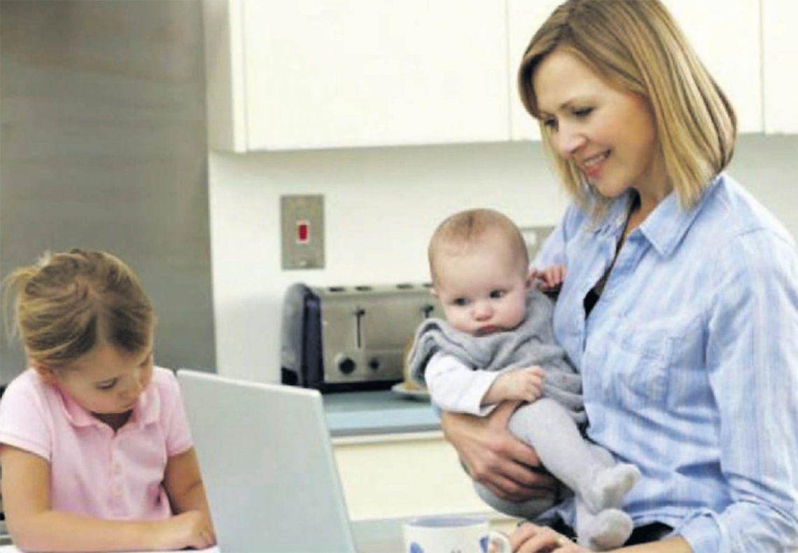 Las aplicaciones que ayudan a los padres