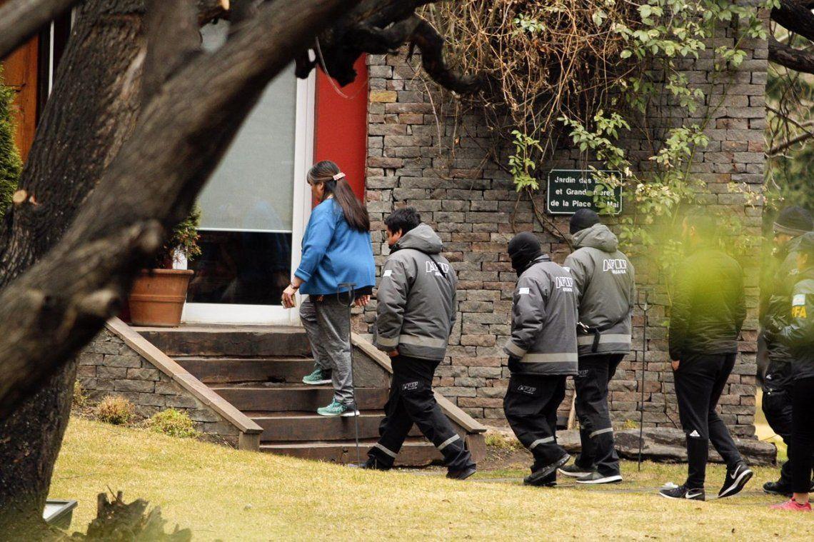 Piden investigar documentación hallada en casa de Cristina Kirchner