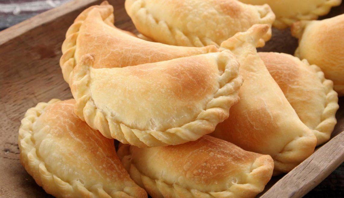 Recetas para empanadas de carne suave y de pollo