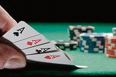 Datos de un experto en póker