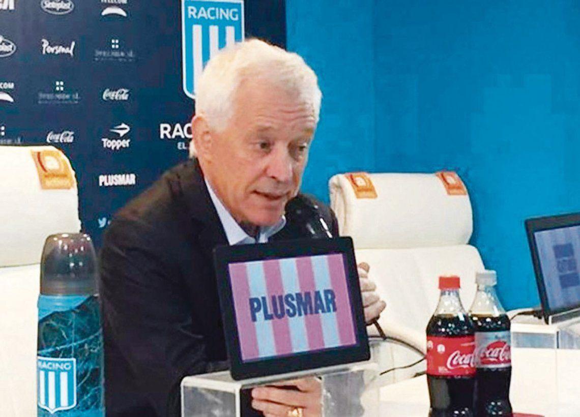 Víctor Blanco: Veo bien que este año no haya descensos por todo lo que pasó