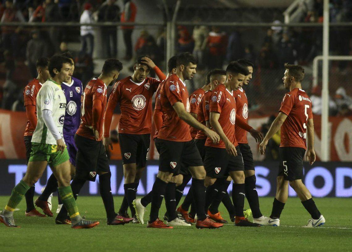 El Uno por Uno de Independiente frente a Defensa