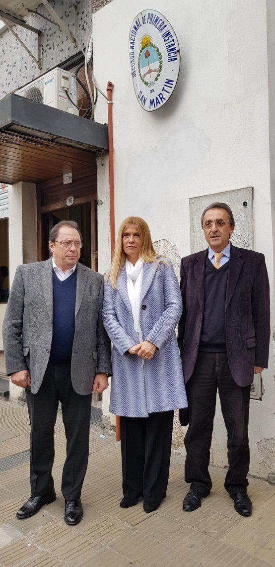 Magario presentó un amparo por la eliminación del fondo sojero