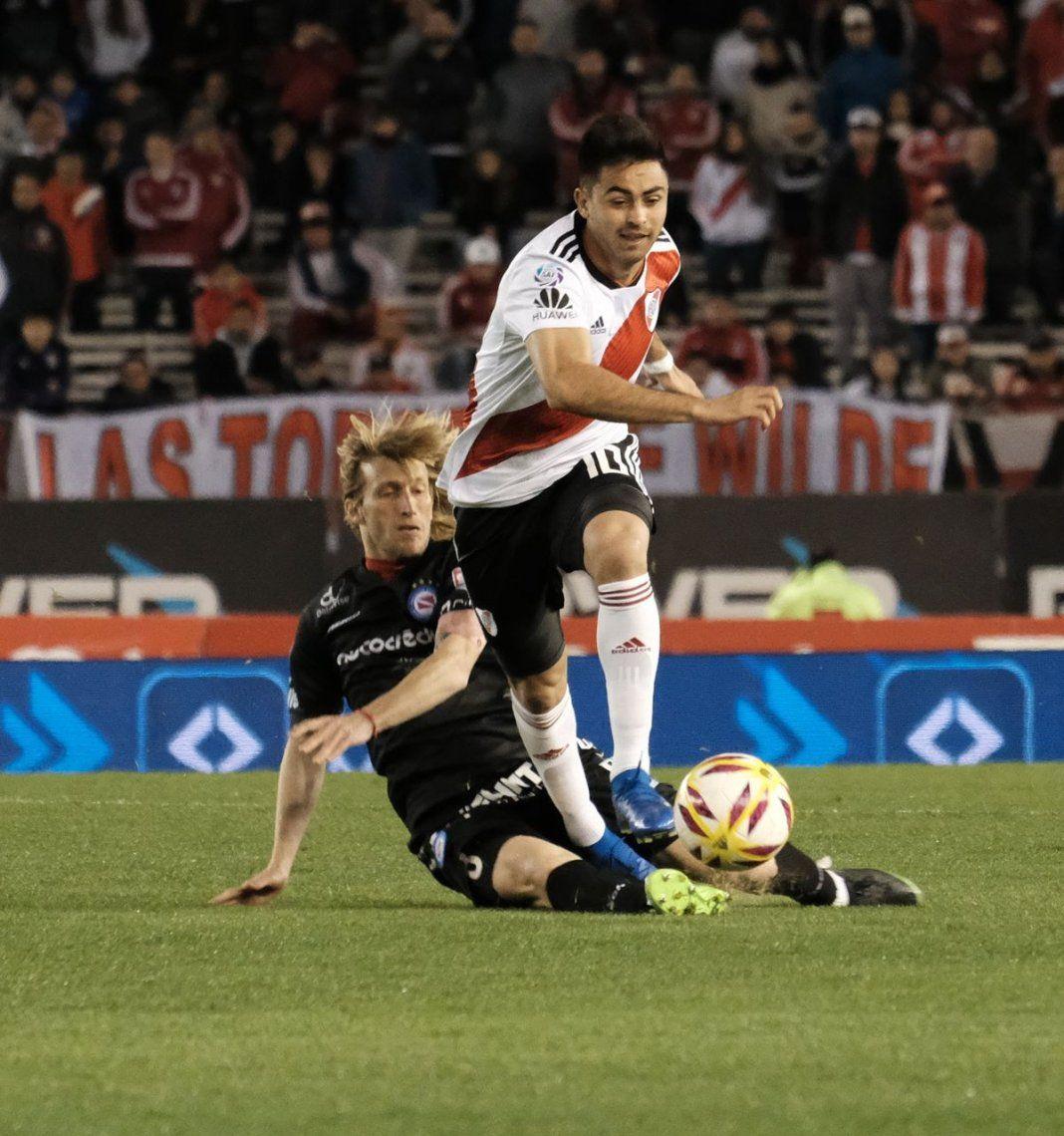 No recibe goles ni los hace: River volvió a quedar en cero ante Argentinos