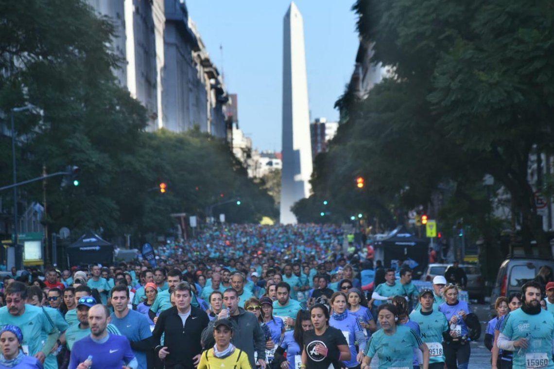 Media Maratón de Buenos Aires: el etíope Mosinet Geremew ganador, con récord incluido