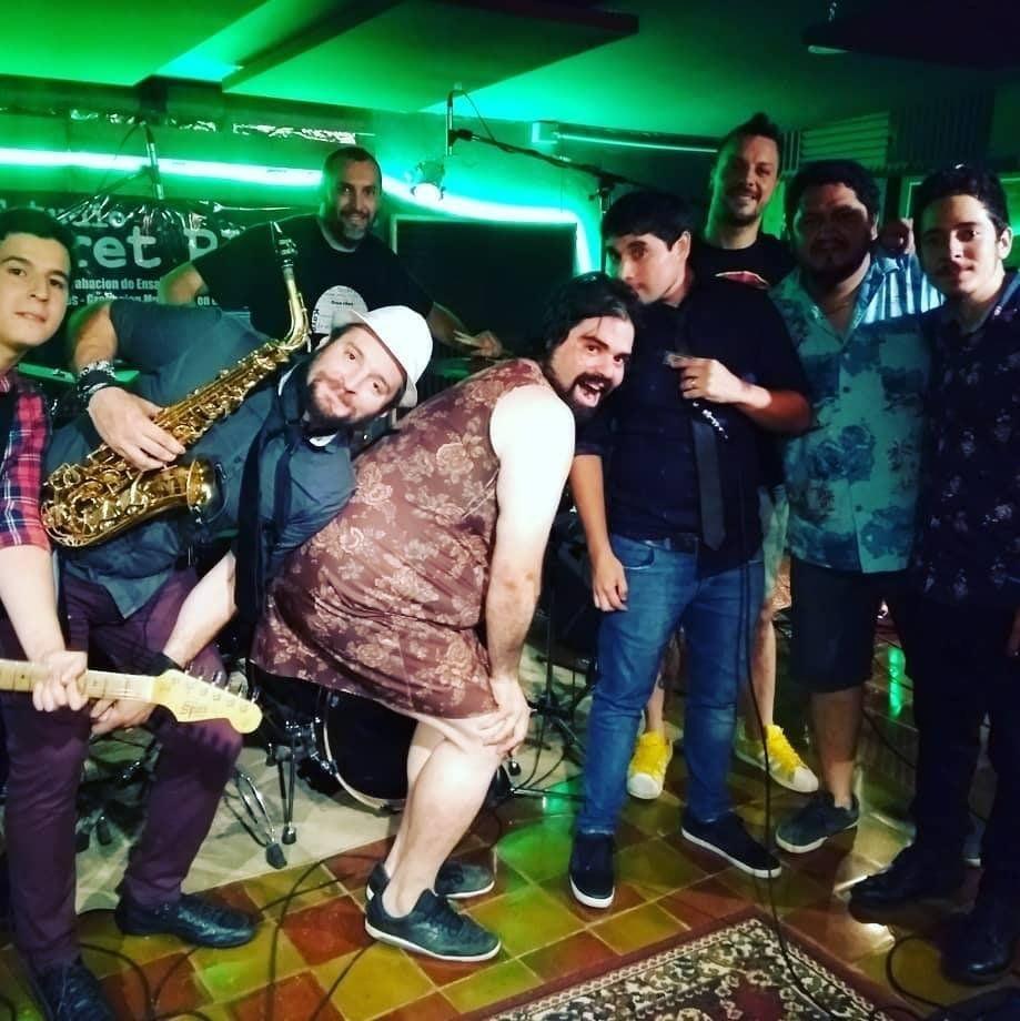 Pepamajalu lanzó su EP Anchos Falsos