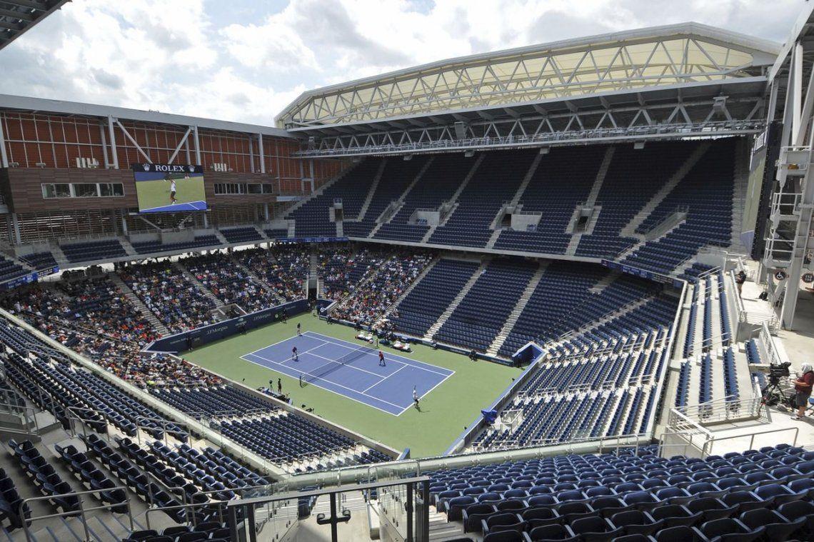 El US Open abre sus puertas y debuta Del Potro