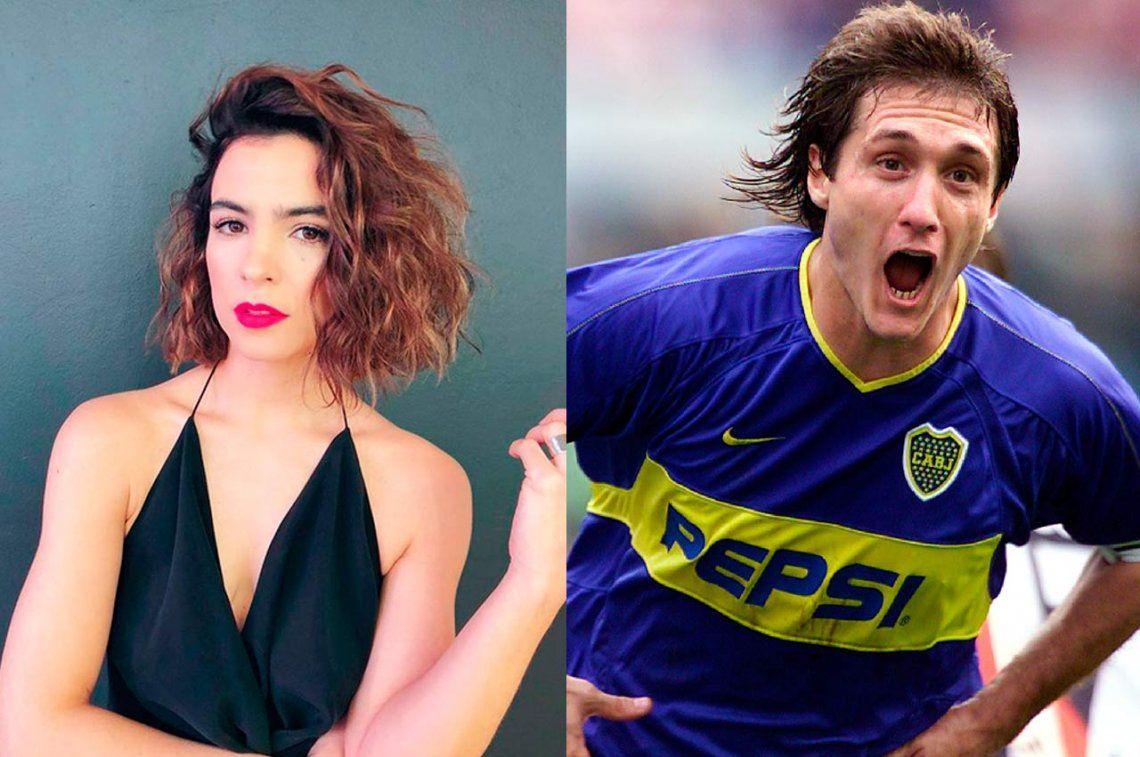 Agustina Cherri confesó obsesivo enamoramiento de Guillermo Barros Schelotto