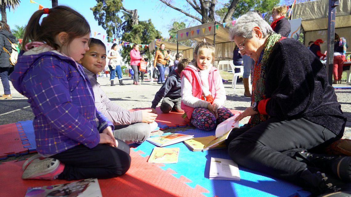 San Martín fue sede del Festival de Literatura Infantil FILBITA
