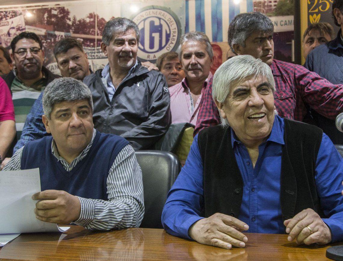 Moyano sobre Macri: Allegados dicen que tiene ganas de rajarse