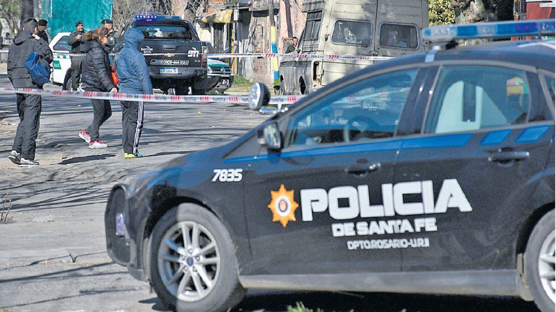 Mujer policía baleó a un joven en presunto intento de robo