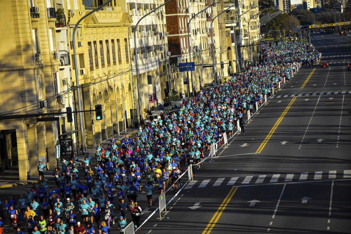 Habló el doctor del maratonista que murió en competencia: Estaba en plena forma
