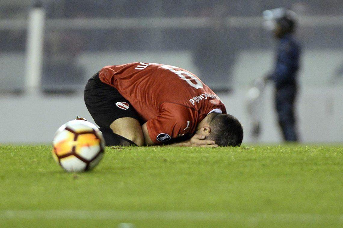 Independiente 3 - Santos 0, el fallo de la Conmebol: hoy será la revancha