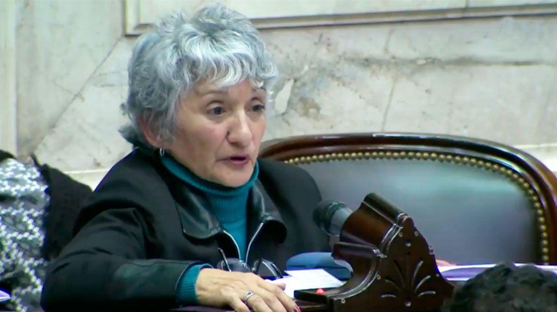 La diputada Graciela Navarro sufrió un ACV y está internada con pronóstico reservado
