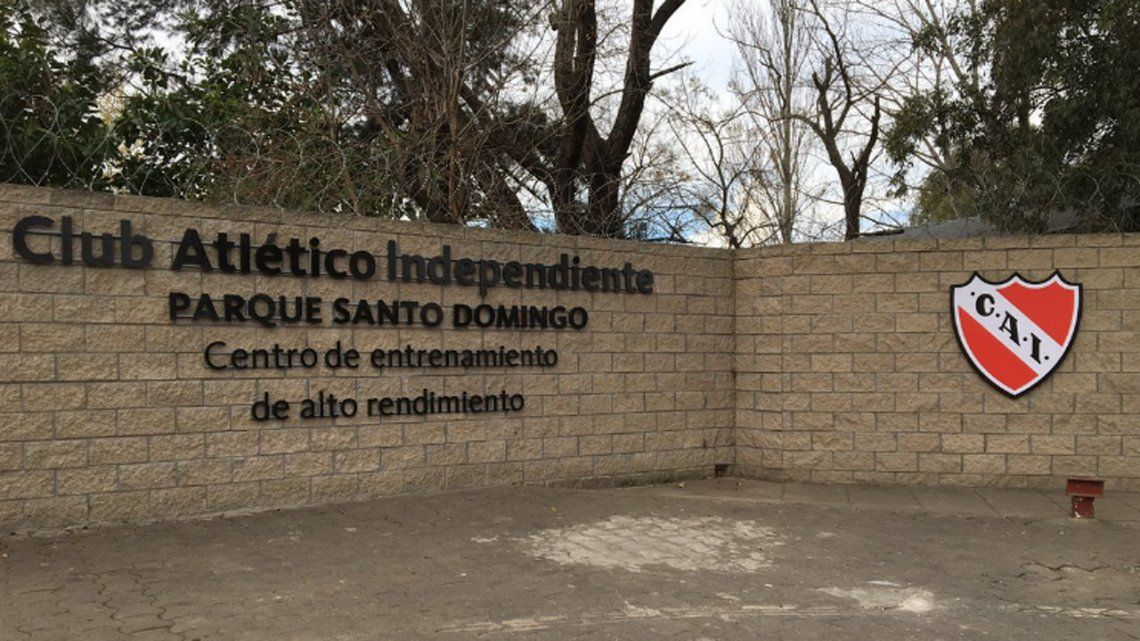 Inseguridad sin límites: entraron a robar al predio de Independiente