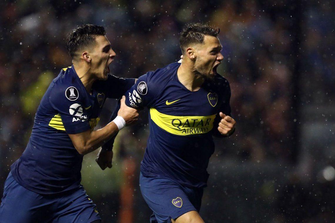 Boca irá a Paraguay con la mochila cargada de goles