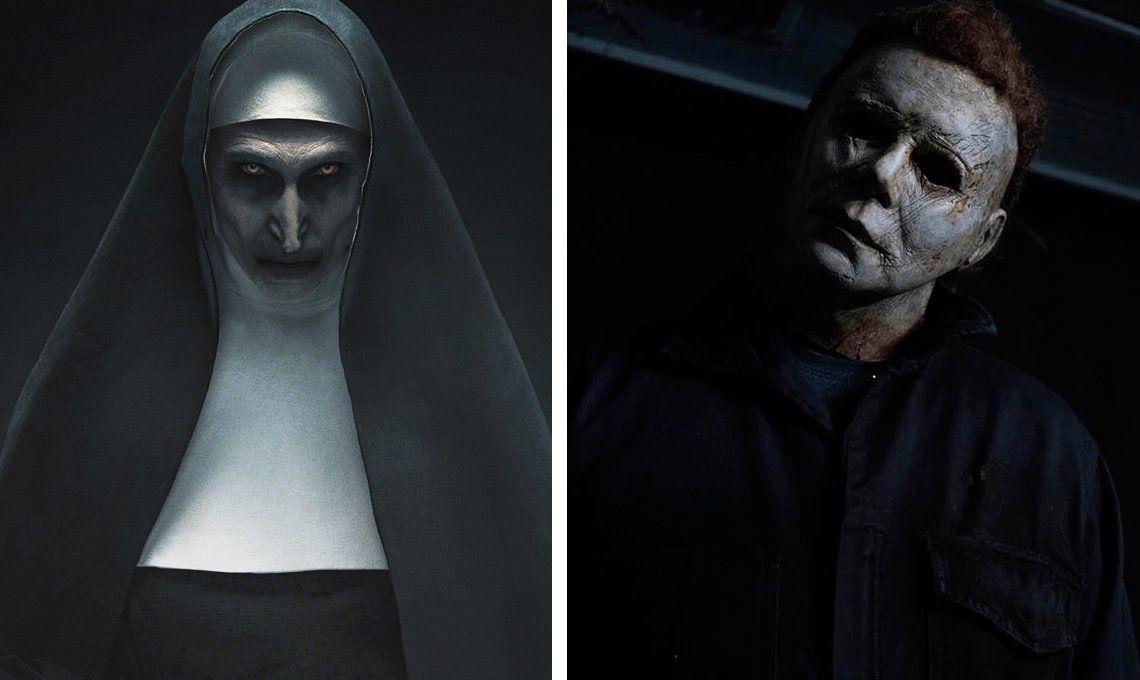 Cinco películas de terror que nos asustarán pronto