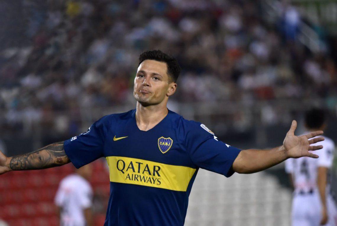 Boca le ganó 4-2 a Libertad y pasó a cuartos de final de la Copa Libertadores 2018