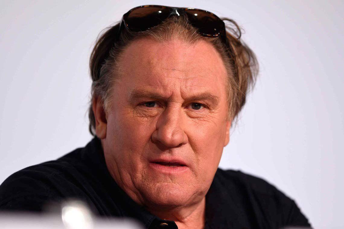Acusan a Gerard Depardieu de violación y agresión sexual