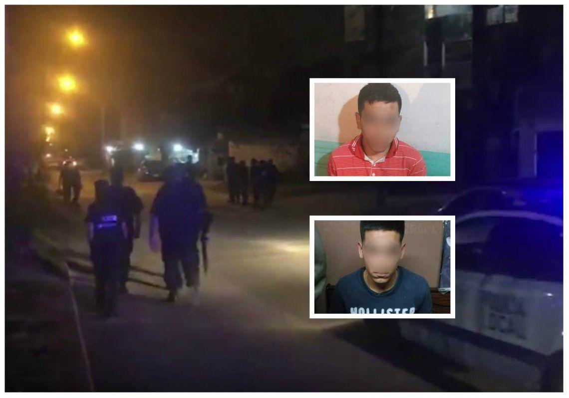 Video | Lluvia de balas: tiroteo entre narcos en La Matanza acabó con dos detenidos