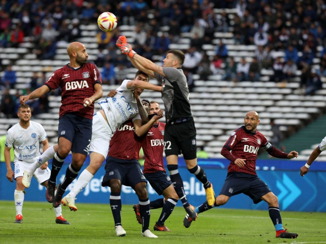 Talleres confirmó la levantada con un triunfazo sobre Godoy Cruz