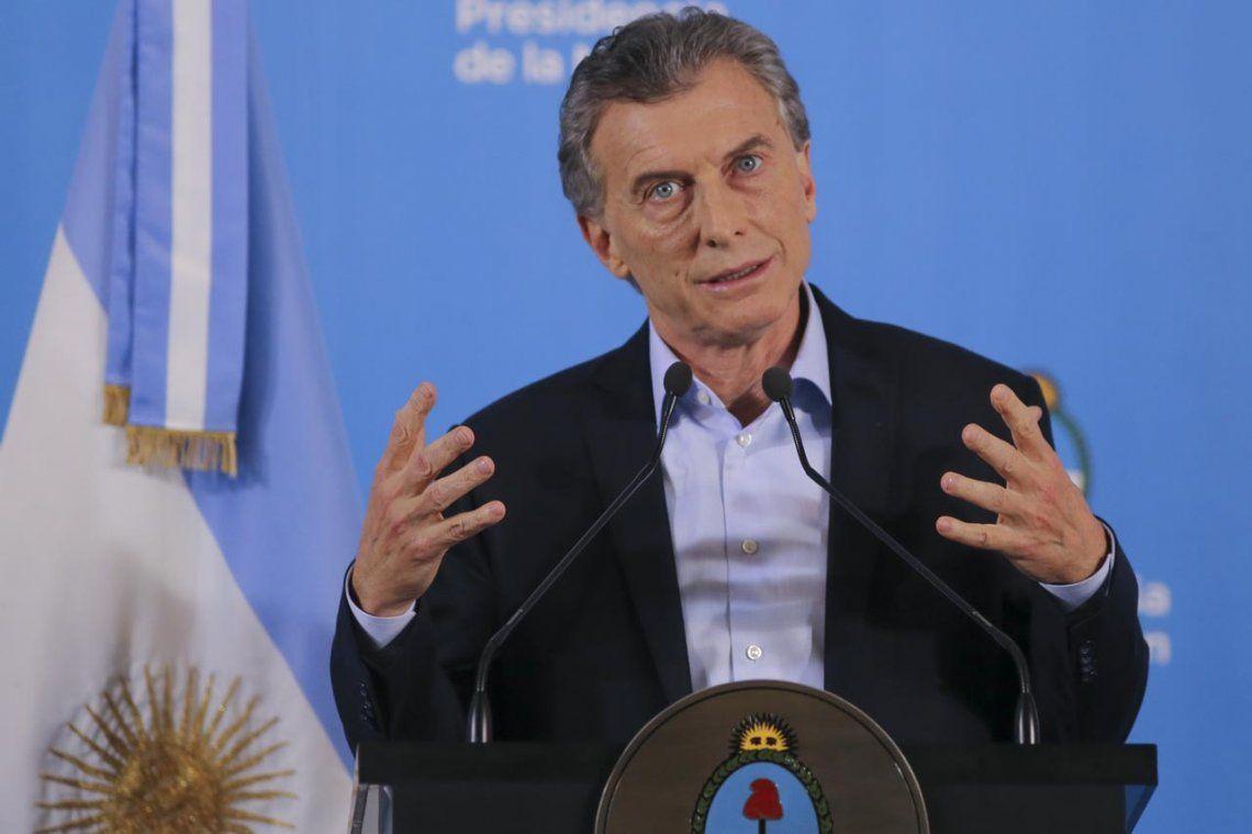 Macri prepara los cambios: hoy siguen las reuniones en Olivos