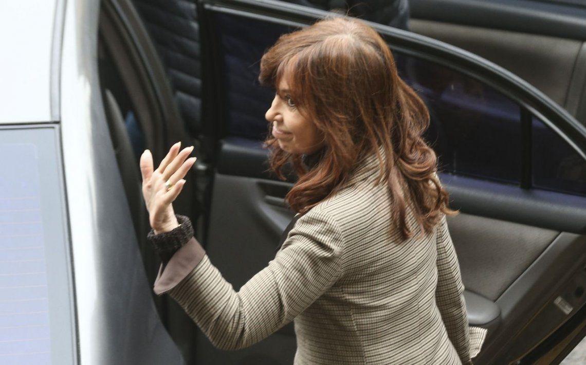 Cristina criticó a Macri y negó acusaciones de Clarens: Y pensar que decían que la loca era yo