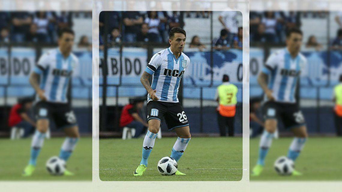 Tras dejar a Racing puntero, Renzo Saravia fue convocado a la Selección Argentina
