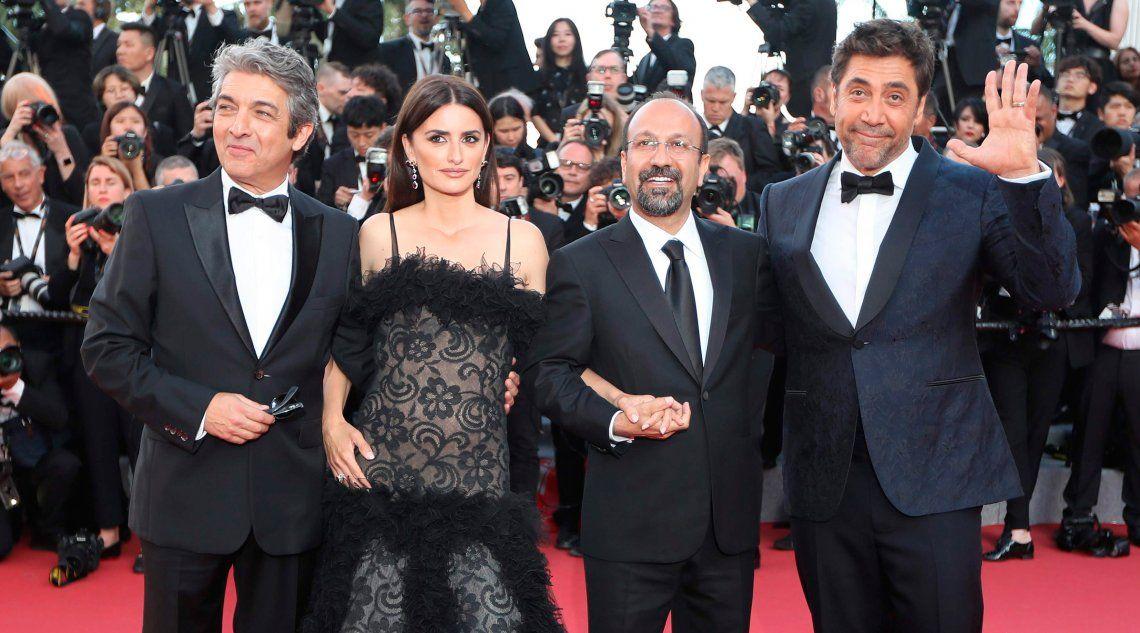Darín vuelve al cine con Bardem y Penélope Cruz
