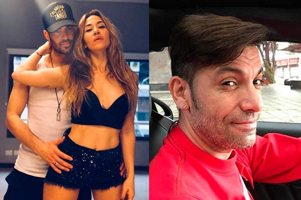¿Qué papel tendrán Martín Bossi y Jimena Barón en la apertura del Bailando?
