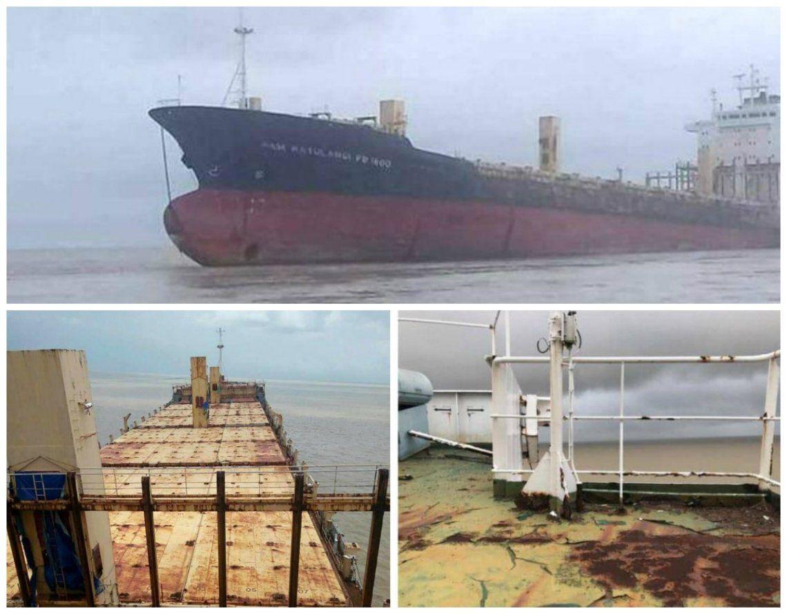Misterio por barco fantasma encontrado diez años después de zarpar