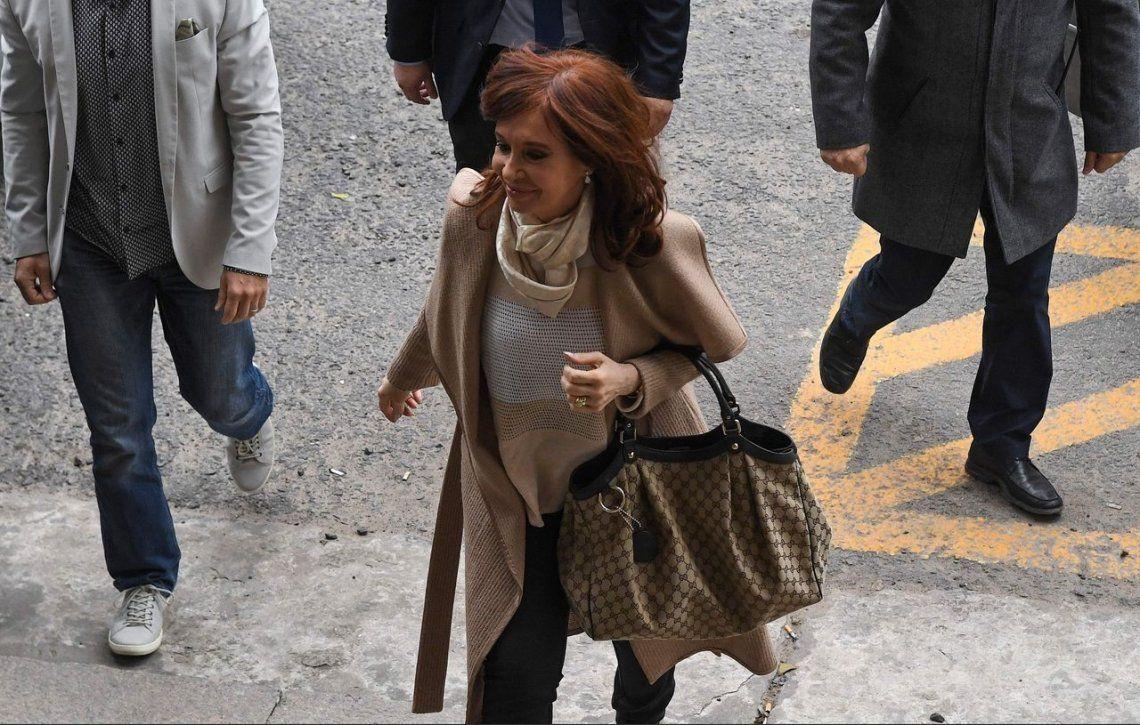 El juicio oral contra Cristina por corrupción ya tiene fecha de inicio