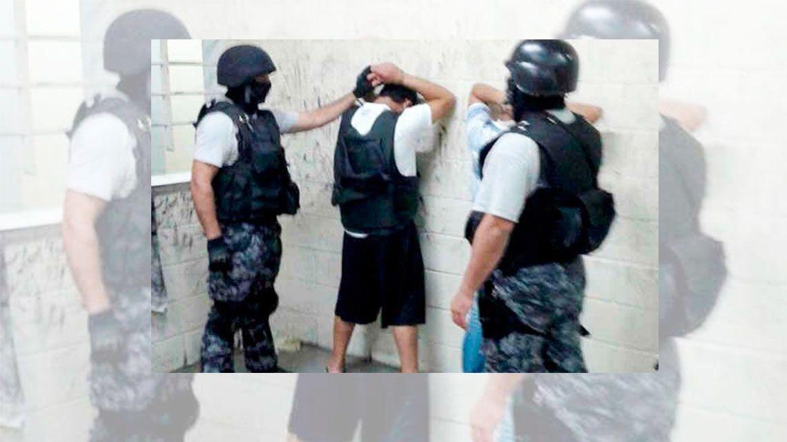 Diez años de cárcel para líder de Los Monos, acusado de la autoría de un secuestro extorsivo