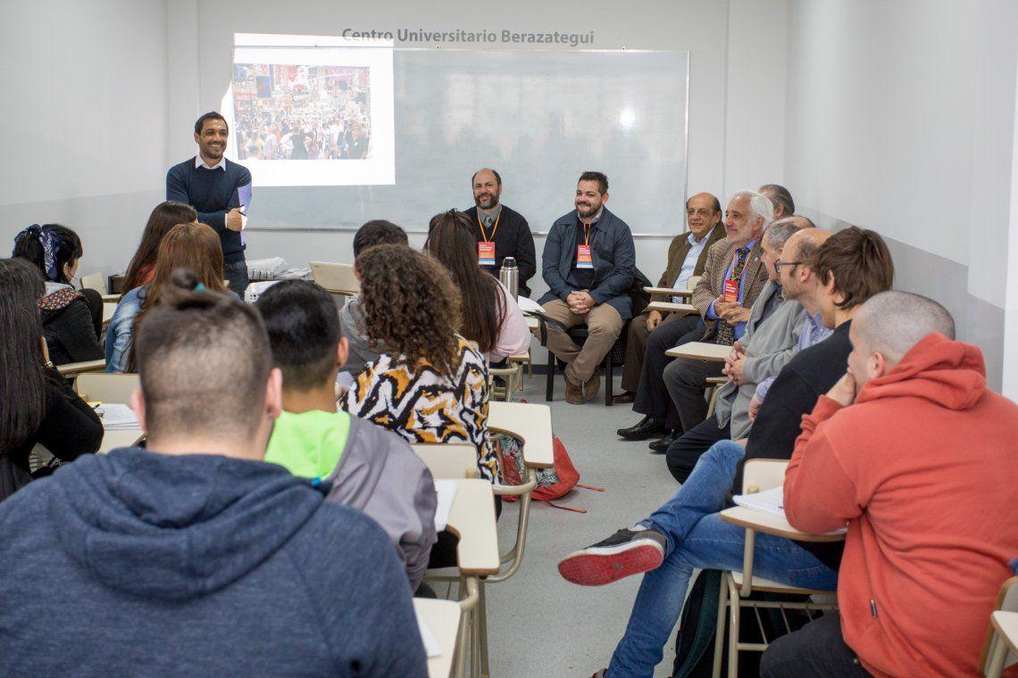 Abrió sus puertas el Centro Universitario Berazategui